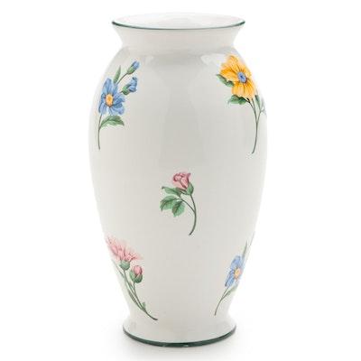 "Tiffany & Co. ""Sintra"" Porcelain Vase, 1995–1998"
