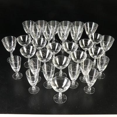 "Fostoria ""Spray"" Crystal Glassware, 1954-1972"