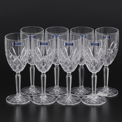 """Marquis by Waterford Crystal """"Brookside"""" White Wine Glasses"""