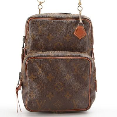 Louis Vuitton Amazone Crossbody Bag in Monogram Canvas