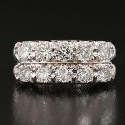 14K 1.65 CTW Diamond Ring