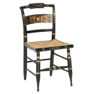 L. Hitchcock Side Chair
